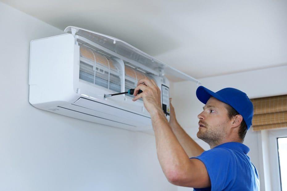 montaż klimatyzacji w domu