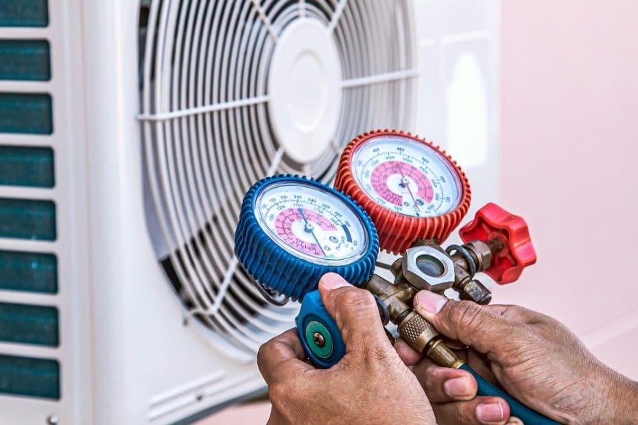 napełnienie klimatyzacji